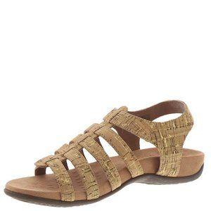 """Vionic  """"Harissa""""  Adjustable  Multi Strap Sandal"""